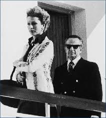 Η Ντέλλα και ο Μιχάλης Ρουφογάλης-φώτο αρχείου @lefteria