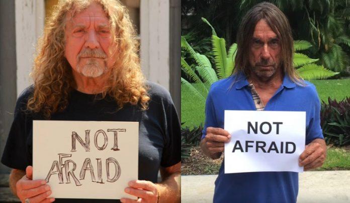 Robert Plant/Iggy Pop