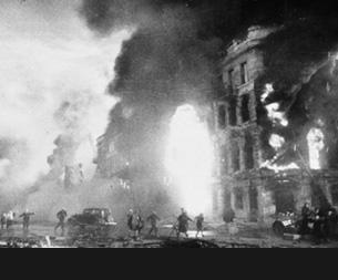 Βομβαρδισμός του Στάλινγκραντ, Αύγ. 1942
