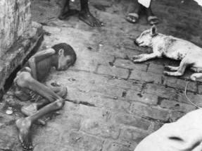 Ο λιμος της Βεγγαλης